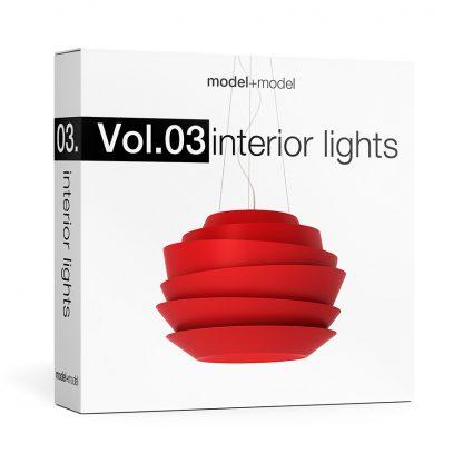 ModelplusModel Volume 03 Interior lights