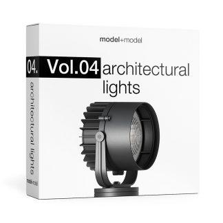 ModelplusModel Volume 04 Architectural lights
