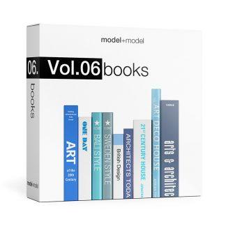 ModelplusModel Volume 06 Books